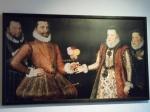 Jakob und Hortensia, Hochzeit bei den Hohenemsern