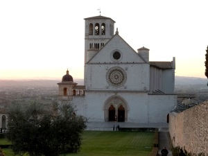 S.Francesco-Kirche, Assisi