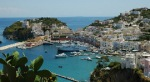 Der Hafen von Ponza