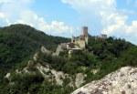Die Burg Carpineti