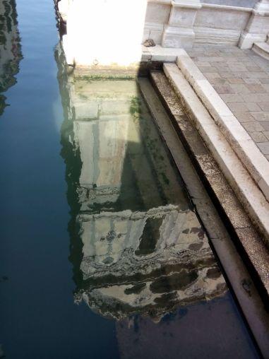 Spiegelungen... (Venedig)