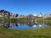 Blick auf den Mont Blanc!