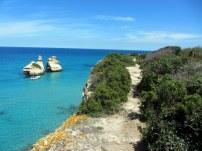 A 1 - Küstenwanderungen im Salento