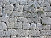 Polygonales Mauerwerk